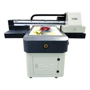 Fa2 boyutu 9060 uv yazıcı masaüstü uv led mini flatbed yazıcı