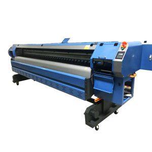Dijital geniş format evrensel faje solvent yazıcı / çizici / baskı makinesi