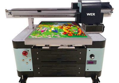 Denizaşırı destekleyen dijital makine a2 uv masaüstü yazıcı