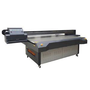 2513 renkli dijital seramik yazıcı xaar 1201 kafa düz yatak uv yazıcı