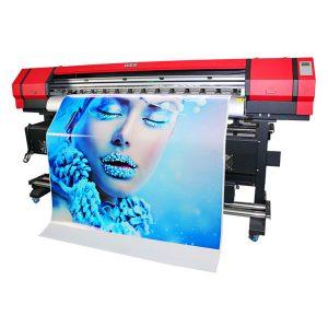 dijital poster duvar kağıdı araba pvc tuval vinil etiket baskı makinesi