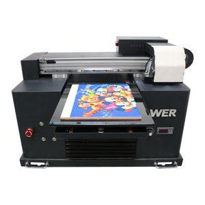 A2 a3 geniş format dijital mürekkep püskürtmeli baskı uv masaüstü yazıcı