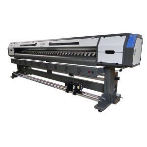 satılık eko solvent yazıcı etiket baskı makinesi