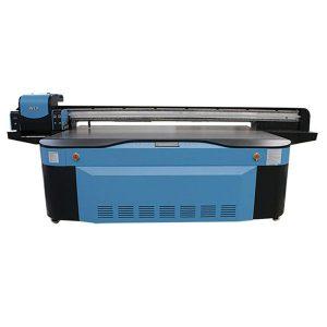 geniş formatlı yüksek hızlı dijital masaüstü çin uv yazıcı cam baskı