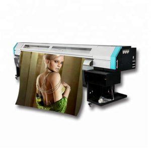 3.2 m phaeton ud-3208p açıkhava reklam billboard baskı makinesi